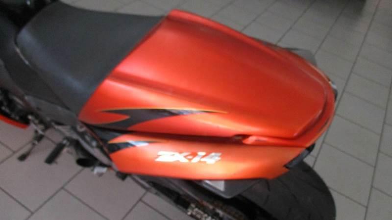 2009 Kawasaki Ninja ZX-14R ABS  - Bronx NY
