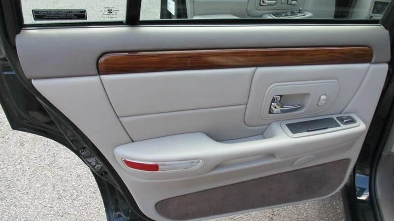 1998 Cadillac DeVille Concours 4dr Sedan - Bronx NY
