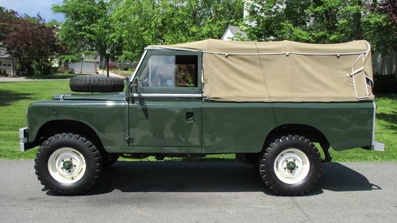 1967 Land Rover Defender  - Bronx NY