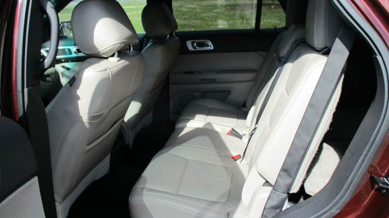2012 Ford Explorer AWD Limited 4dr SUV - Bronx NY