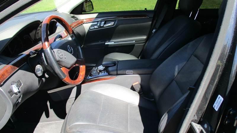 2013 Mercedes-Benz S-Class S 400 Hybrid 4dr Sedan - Bronx NY
