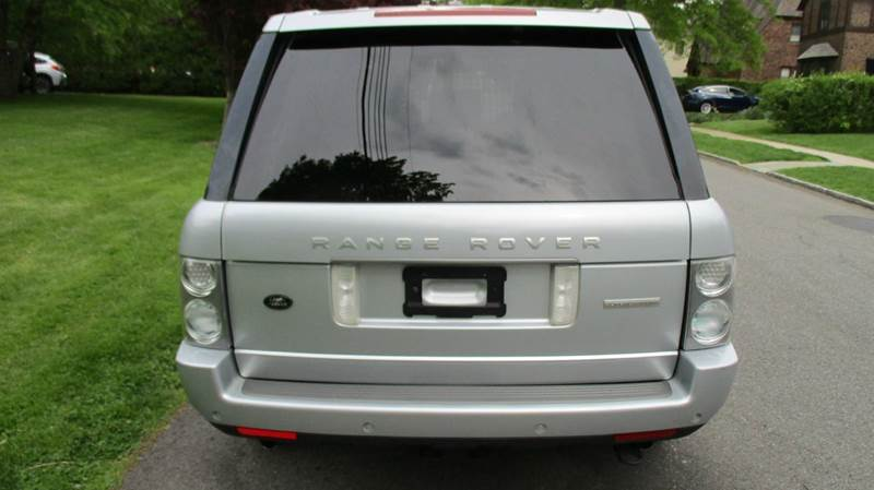 2009 Land Rover Range Rover 4x4 Supercharged 4dr SUV - Bronx NY