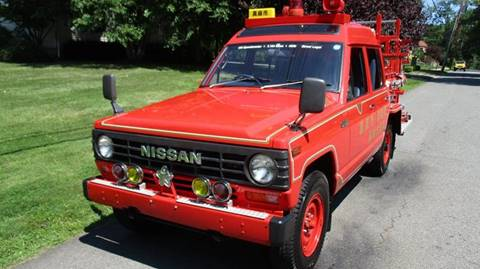 1985 Nissan SAFARI