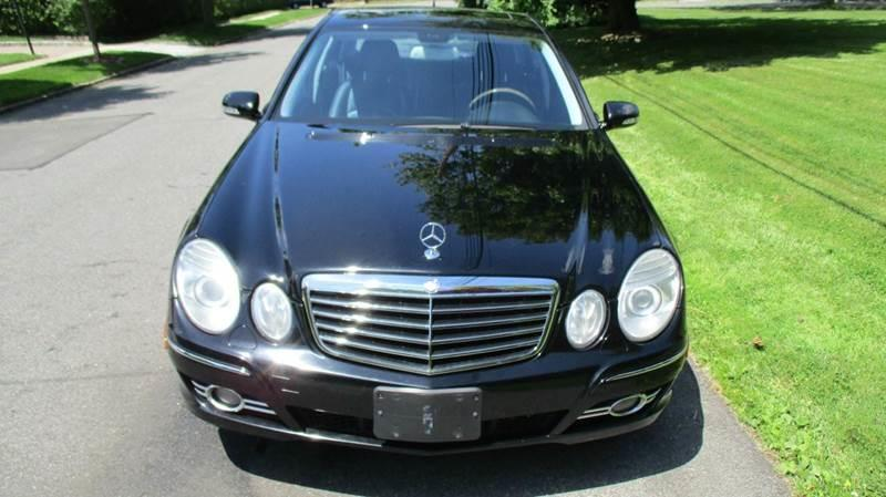 2007 Mercedes-Benz E-Class AWD E 550 4MATIC 4dr Sedan - Bronx NY