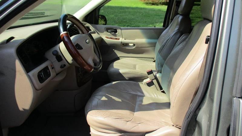 2001 Ford Windstar SEL 4dr Mini-Van - Bronx NY