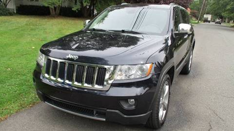 2011 Jeep Grand Cherokee for sale in Bronx, NY
