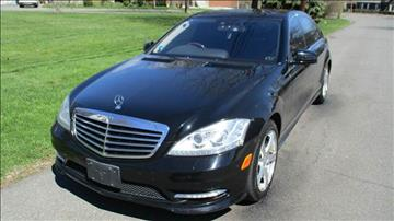 2013 Mercedes-Benz S-Class for sale in Bronx, NY