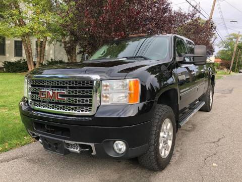2014 GMC Sierra 3500HD