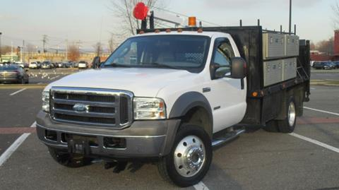 2005 Ford F-550 for sale in Bronx, NY