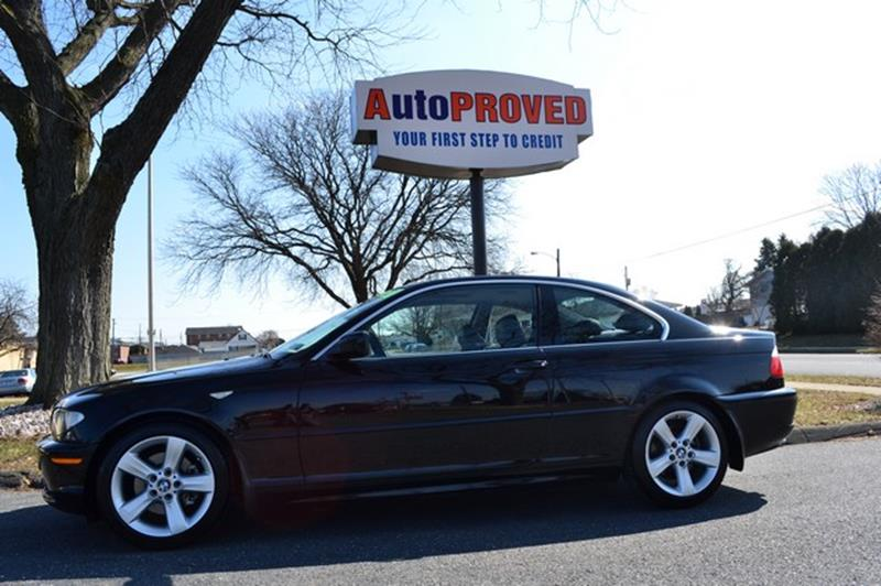 Bmw Series Ci Dr Coupe In Allentown PA Autoproved - 325ci bmw