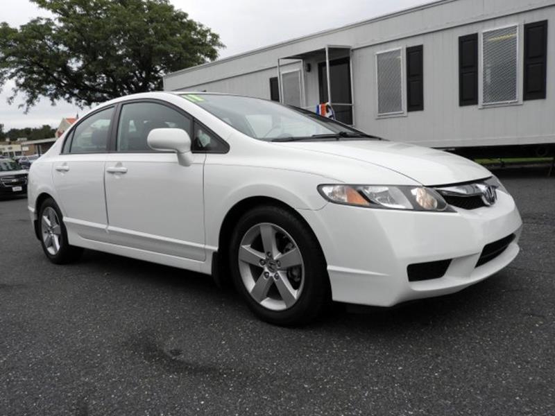 2011 Honda Civic LX S 4dr Sedan 5A   Allentown PA