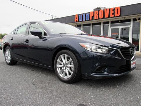 2016 Mazda MAZDA6 for sale in Allentown, PA