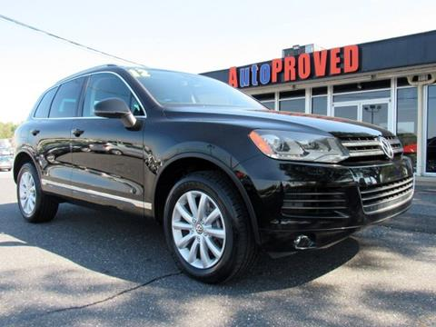 2012 Volkswagen Touareg for sale in Allentown, PA
