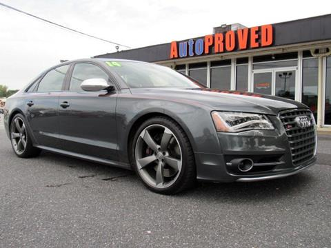 2014 Audi S8 for sale in Allentown, PA