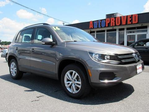 2016 Volkswagen Tiguan for sale in Allentown, PA