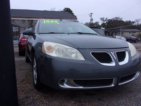 2008 Pontiac G6 for sale in Gulfport, MS
