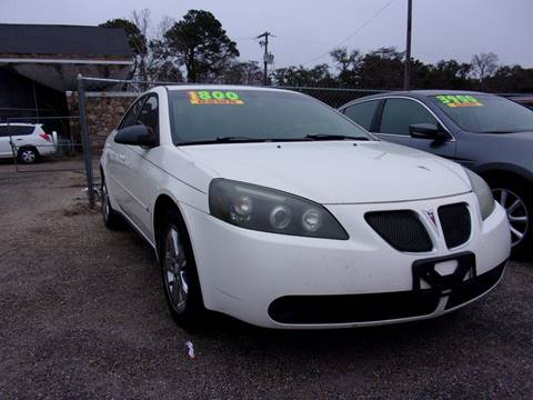 2007 Pontiac G6 for sale in Gulfport, MS