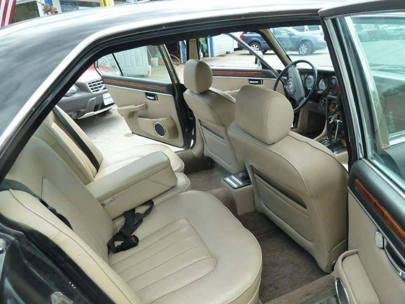 1986 Jaguar XJ-Series XJ6 Vanden Plas 4dr Sedan - Morrisville VT