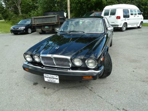 1986 Jaguar XJ-Series for sale in Morrisville, VT
