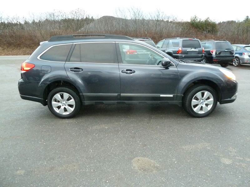2012 Subaru Outback AWD 2.5i Limited 4dr Wagon CVT - Morrisville VT
