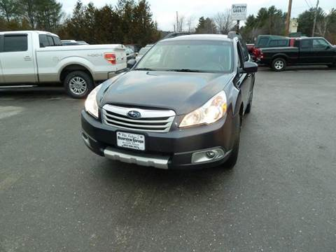 2012 Subaru Outback for sale in Morrisville, VT