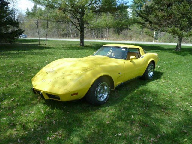 1979 Chevrolet Corvette  - Morrisville VT