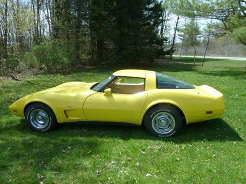 1979 Chevrolet Corvette for sale in Morrisville, VT