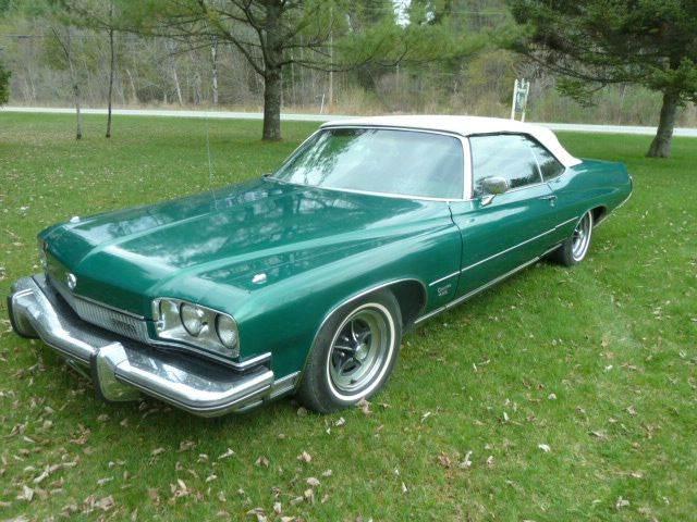 1973 Buick centurion  - Morrisville VT
