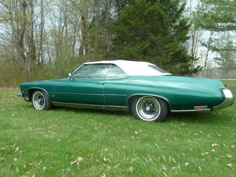1973 Buick centurion for sale in Morrisville, VT