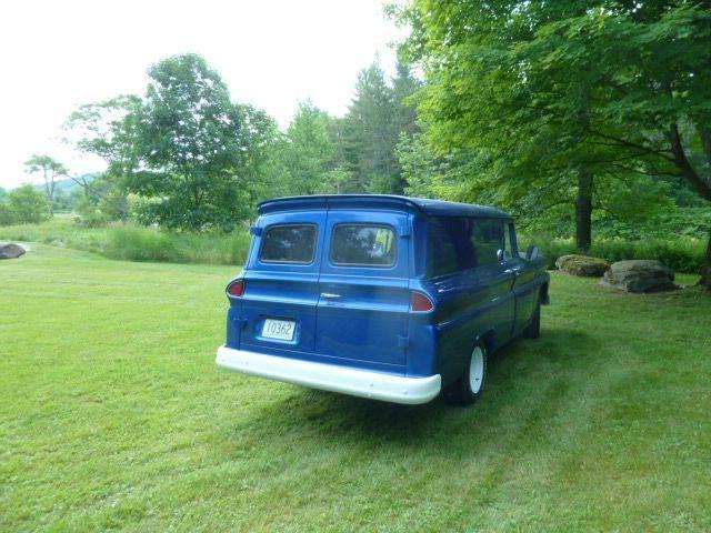 1960 Chevrolet Apache  - Morrisville VT