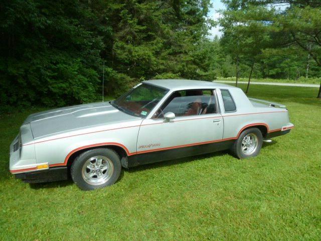 1984 Oldsmobile Cutlass Calais Hurst 2dr Coupe - Morrisville VT