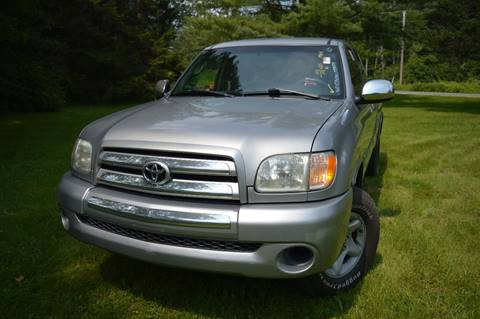 2003 Toyota Tundra for sale in Morrisville, VT