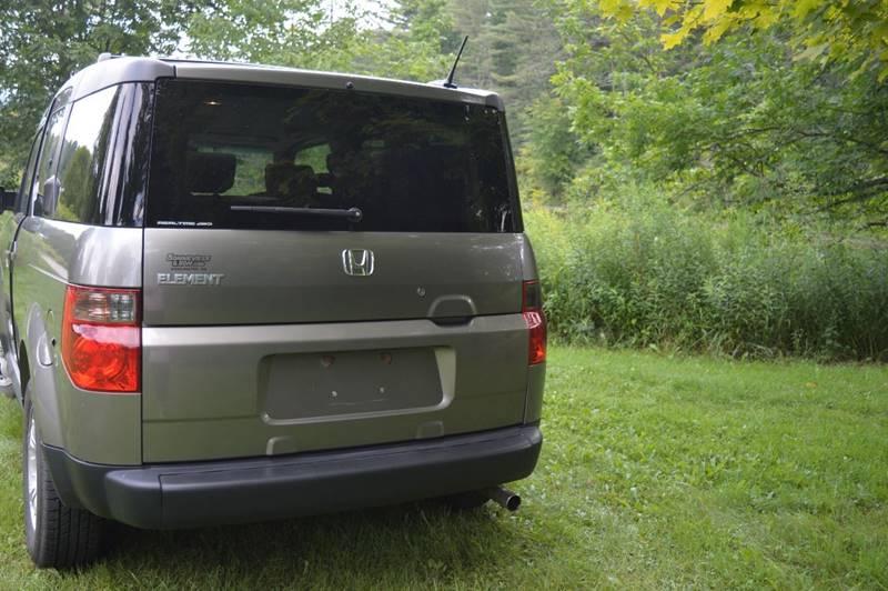 2007 Honda Element AWD EX 4dr SUV 5A - Morrisville VT
