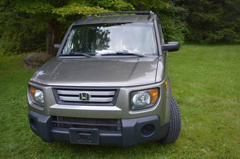 2007 Honda Element for sale in Morrisville, VT
