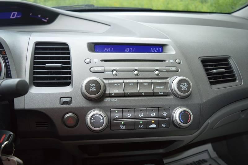 2010 Honda Civic LX 4dr Sedan 5A - Morrisville VT