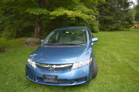2010 Honda Civic for sale in Morrisville, VT