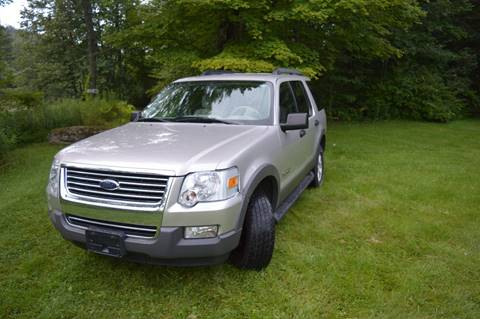 2006 Ford Explorer for sale in Morrisville, VT