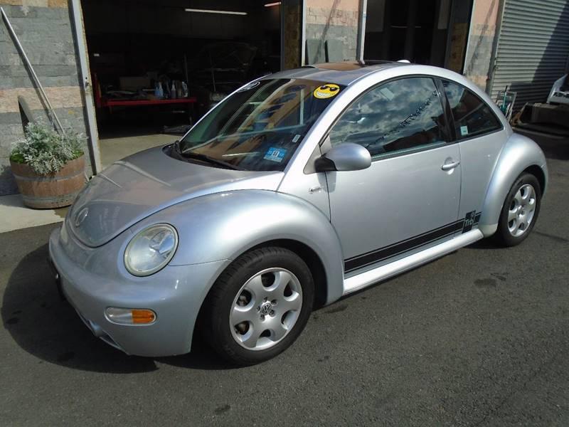 2002 Volkswagen New Beetle GLS 1.8T 2dr Turbo Coupe In Newark NJ - Celebrity Motors