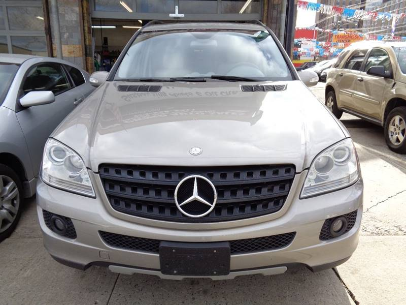 2006 Mercedes Benz M Class Awd Ml 350 4matic 4dr Suv In Newark Nj