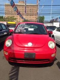 2005 Volkswagen New Beetle for sale in Newark, NJ