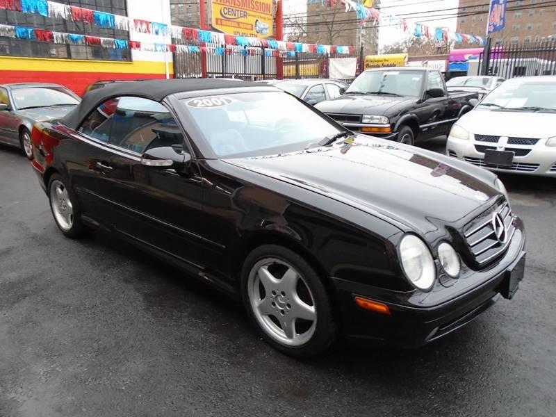 2001 mercedes benz clk clk 430 2dr cabriolet in newark nj for Mercedes benz 430 clk