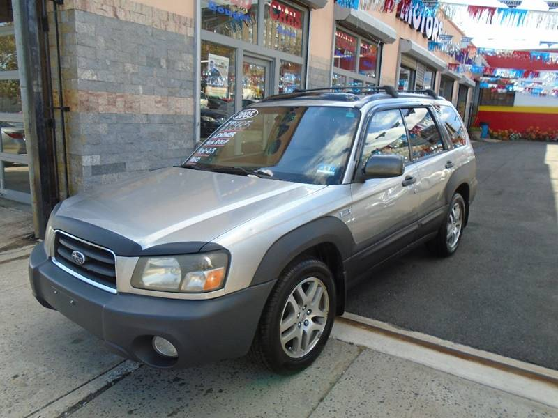 2005 subaru forester xs l. L. Bean edition awd 4dr wagon in aloha or.