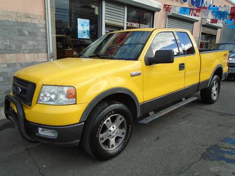 2004 Ford F-150 for sale in Newark, NJ