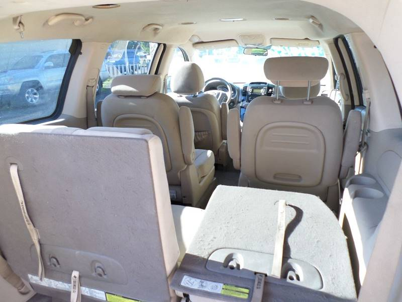 2009 Kia Sedona EX 4dr Mini-Van LWB - Saint Augustine FL