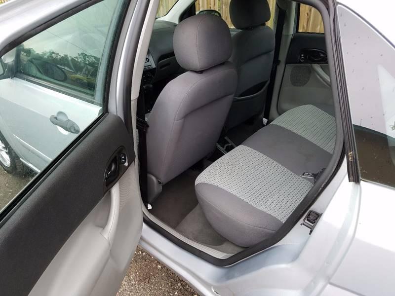 2007 Ford Focus ZX4 S 4dr Sedan - Saint Augustine FL