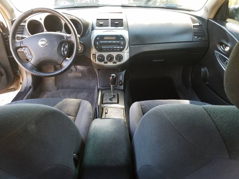 2003 Nissan Altima 2.5 S 4dr Sedan - Saint Augustine FL