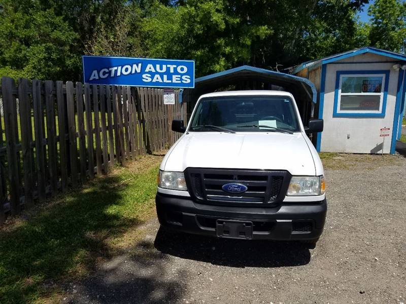 2006 Ford Ranger XL 2dr Regular Cab LB - Saint Augustine FL