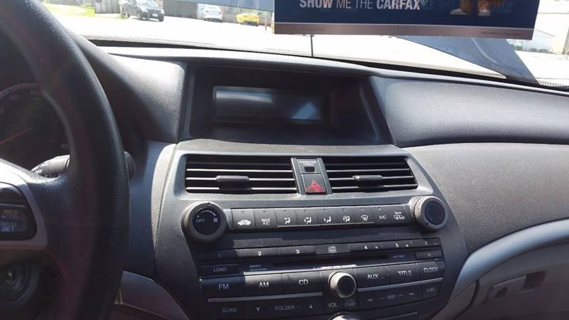 2008 Honda Accord EX 4dr Sedan 5A - Bowling Green OH