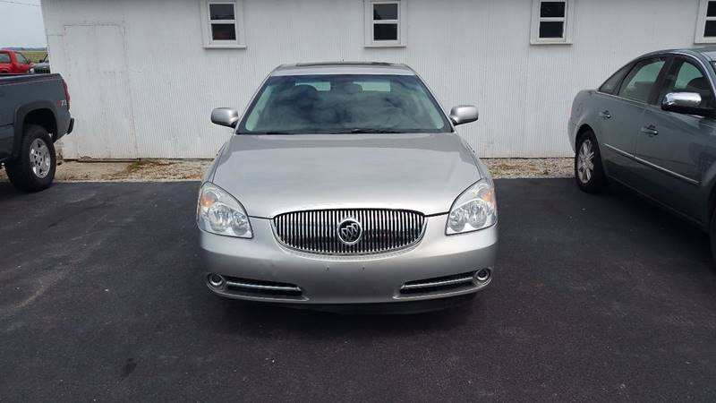 2007 Buick Lucerne CXS 4dr Sedan - Bowling Green OH