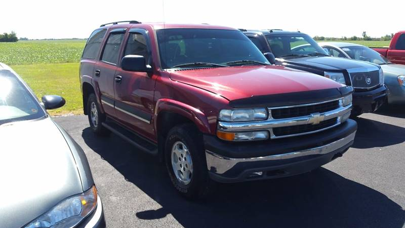 2004 Chevrolet Tahoe LS 4WD 4dr SUV - Bowling Green OH